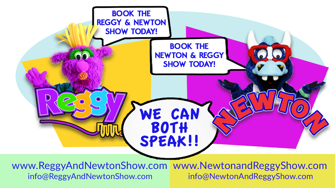 Book the Reggy and Newton Show / Newton and Reggy Show